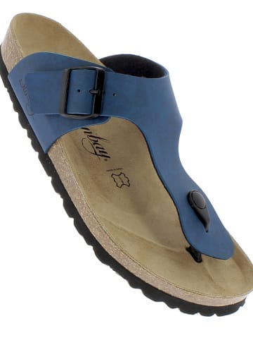 Sunbay Teenslippers blauw