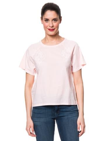 MAVI Koszulka w kolorze jasnoróżowym