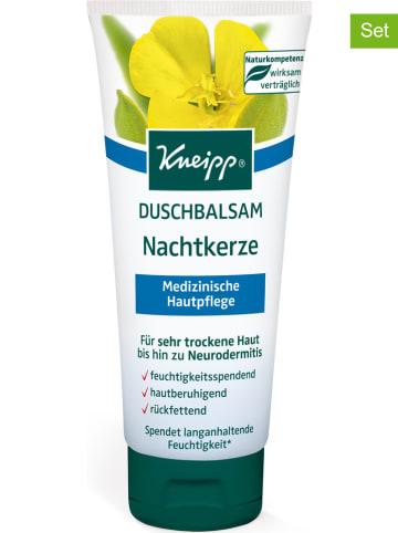 """Kneipp 2er-Set: Duschbalsam """"Nachtkerze"""", je 200 ml"""
