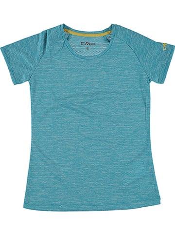 CMP Functioneel shirt lichtblauw