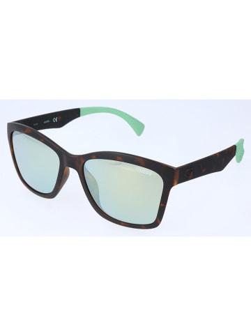 Guess Damen-Sonnenbrille in Schwarz