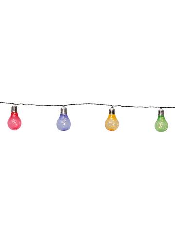"Best Season LED-Solargirlande ""Glow"" in Bunt - (L)180 cm"