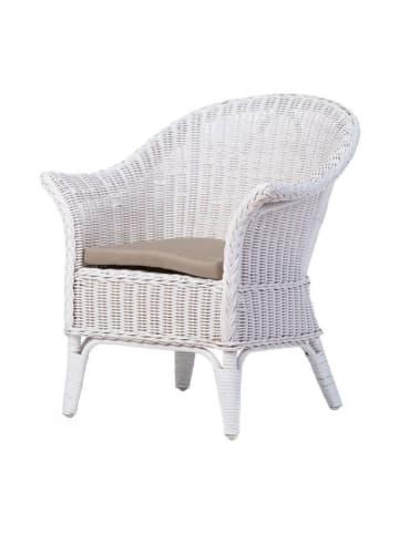 Childhome Fotel w kolorze białym - (S)46 x (W)56 x (G)47 cm