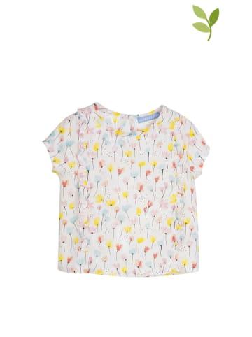 Serendipity Bluzka w kolorze białym ze wzorem
