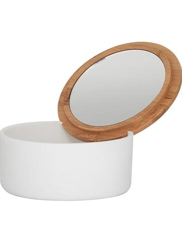 Sealskin Opbergschaal wit - (H)6,5 x Ø 13 cm