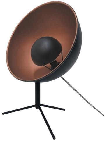 Rétro Chic Tafellamp goudkleurig/zwart - (H)45 cm