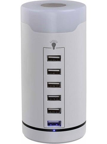 Evetane USB-Ladestation mit Farbwechsel