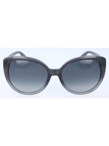 Etro Damskie okulary przeciwsłoneczne w kolorze szarym