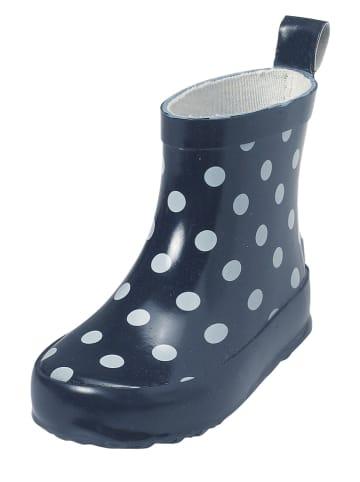 Playshoes Rubberlaarzen donkerblauw