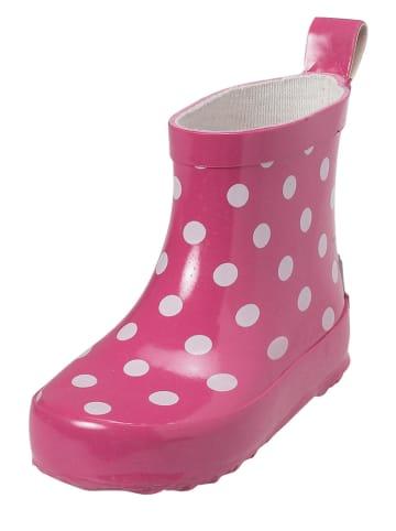 Playshoes Rubberlaarzen roze