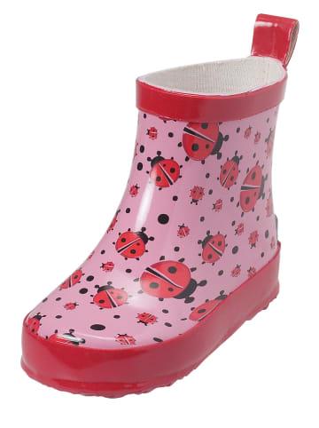 Playshoes Kalosze w kolorze jasnoróżowym