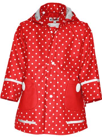 Playshoes Płaszcz przeciwdeszczowy w kolorze czerwonym
