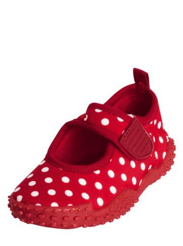Playshoes Badeschuhe in Rot