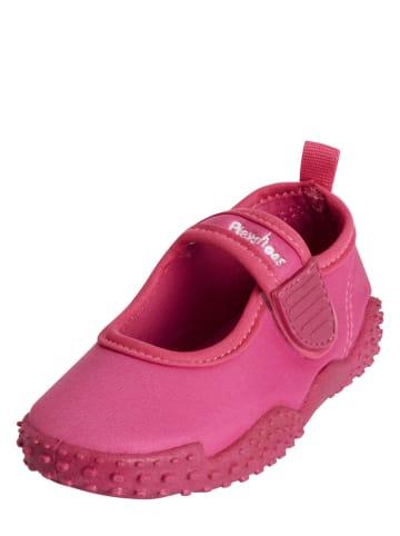Playshoes Buty kąpielowe w kolorze różowym