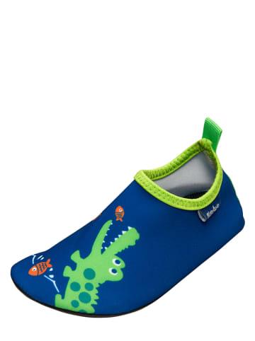 Playshoes Zwemschoenen donkerblauw