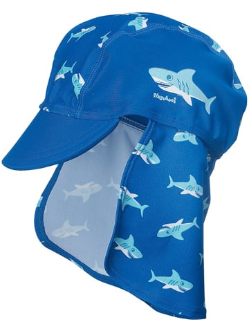 Playshoes Pet met nekbescherming blauw