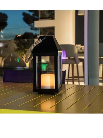 """Lumisky Lampa solarna LED """"Bougy"""" w kolorze czarnym - 13 x 30 x 13 cm"""