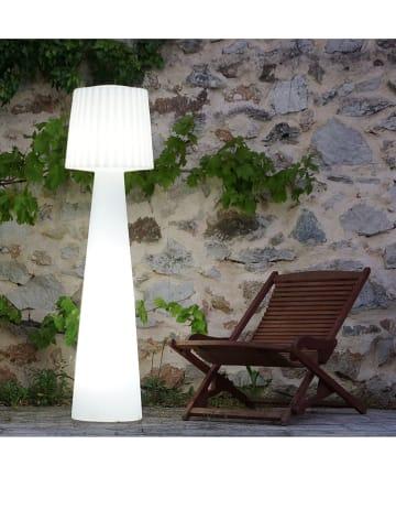 """Lumisky Lampa zewnętrzna """"Lady"""" w kolorze białym - wys. 110 cm"""