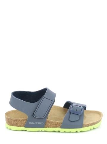 Grünland Sandalen blauw