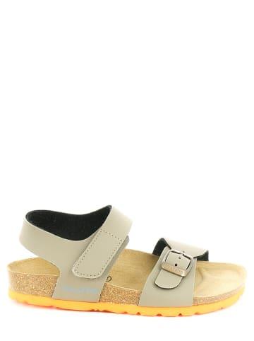 Grünland Sandalen beige