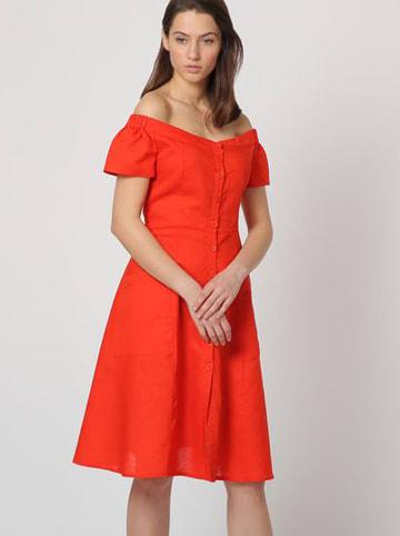 William de Faye Sukienka w kolorze czerwonym