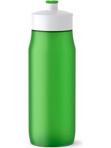 """Emsa Bidon """"Squeeze"""" w kolorze zielonym - 600 ml"""