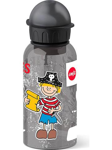 """Emsa Trinkflasche """"Kids Tritan"""" in Grau - 400 ml"""