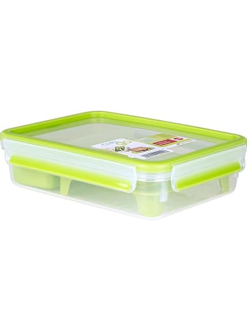 "Emsa Lunchbox ""Clip & Go"" groen - 1,2 l"