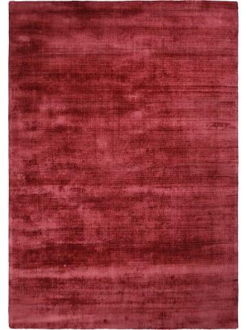 """Arte Espina Viskose-Teppich """"Glossy"""" in Rot"""