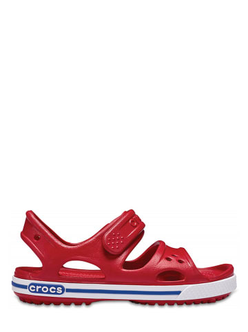 "Crocs Sandalen ""Crocband II"" in Rot"