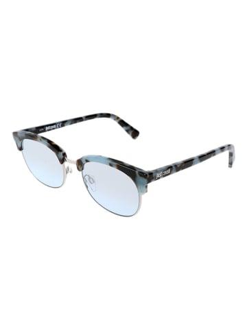 Just Cavalli Herenzonnebril bruin/lichtblauw