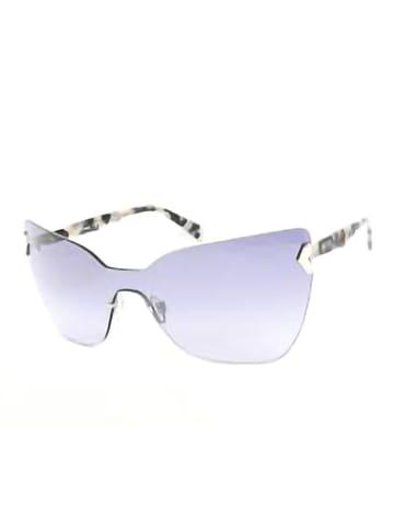 Just Cavalli Damen-Sonnenbrille in Silber-Braun/ Blau
