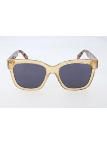 Max&Co Damen-Sonnenbrille in Beige/ Schwarz