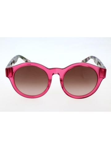 Max&Co Damskie okulary przeciwsłoneczne w kolorze różowym
