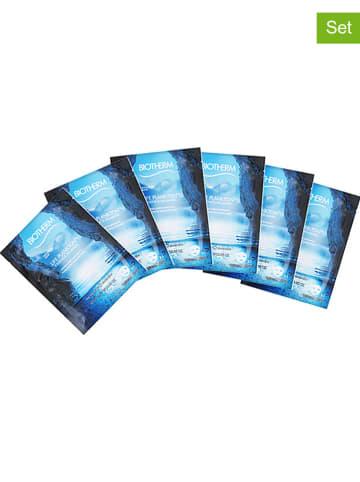 """Biotherm 6-delige set: gezichtsmaskera """"Life Plankton"""", elk 27 g"""