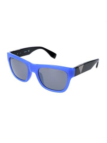 Guess Dameszonnebril blauw/zwart