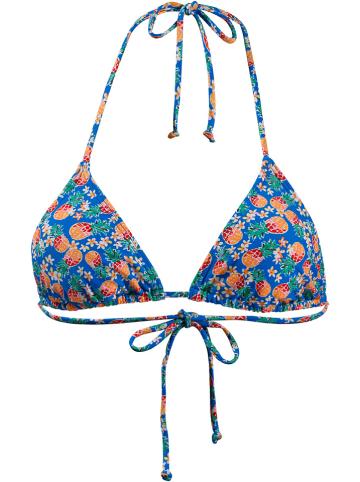 Maui Wowie Bikini-Oberteil in Blau