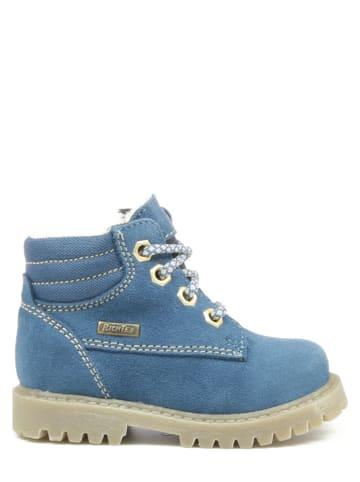 Richter Shoes Winterboots lichtblauw