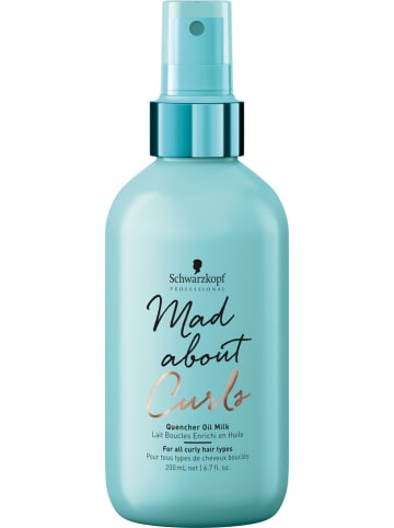 """Schwarzkopf Professional Leave-in conditioner """"Mad About Curls"""", 200 ml"""