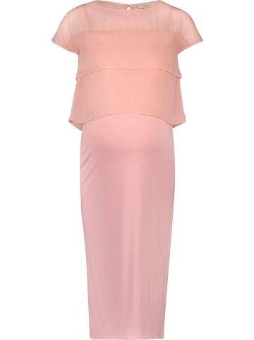 """Noppies Sukienka ciążowa """"Daisy"""" w kolorze jasnoróżowym"""