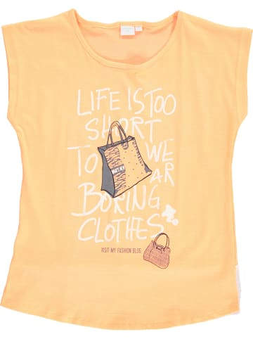 Schiesser Shirt in Orange