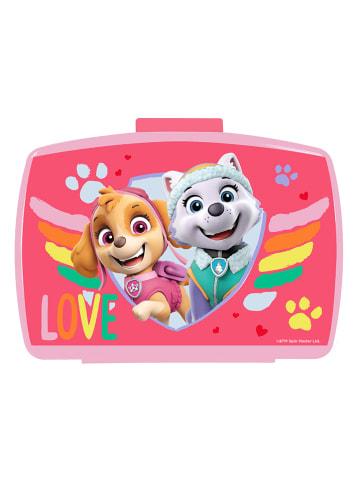 Paw Patrol Śniadaniówka w kolorze różowym - 17 x 7 x 13 cm