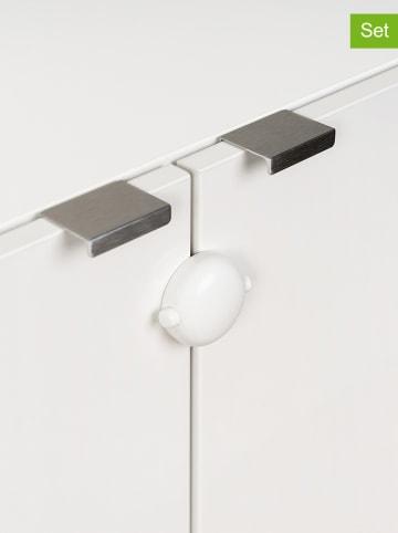 Reer Zamknięcie w kolorze białym do szafy