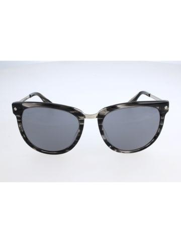 Bally Herren-Sonnenbrille in Schwarz/ Blau