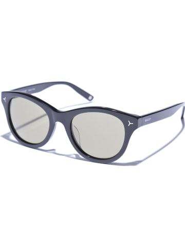 Bally Damen-Sonnenbrille in Schwarz/ Grau