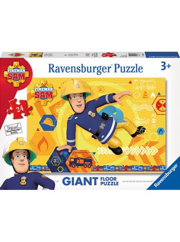 """Ravensburger 24tlg. Puzzle """"Feuerwehrmann Sam"""" - ab 3 Jahren"""
