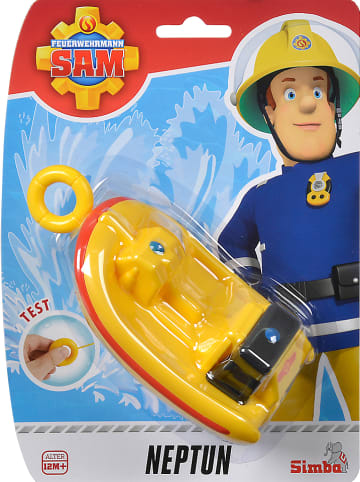 "Feuerwehrmann Sam Opwindbare boot ""Neptun"" - vanaf 12 maanden"