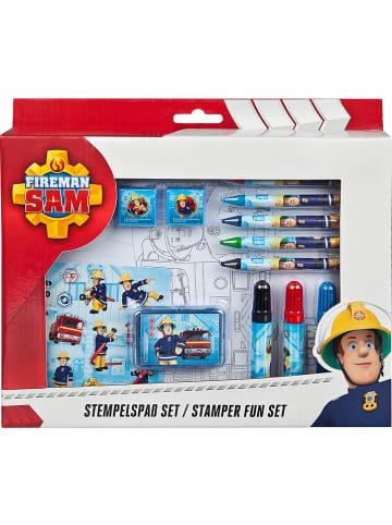 """Feuerwehrmann Sam Stempelset """"Brandsweerman Sam"""" - vanaf 3 jaar"""