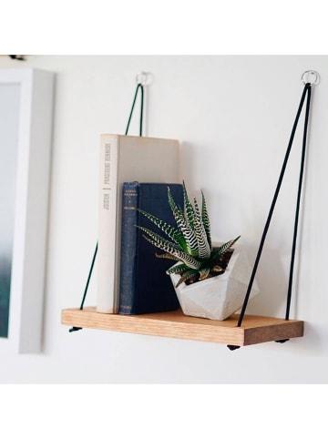 """Scandinavia Concept Wandmeubel """"Aa055"""" lichtbruin - (B)40 x (H)1,6 x (D)13 cm"""