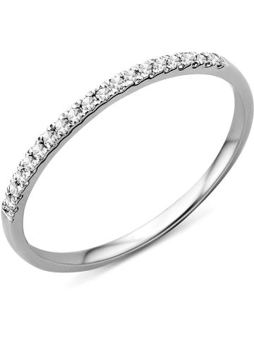 Revoni Złoty pierścionek z diamentami